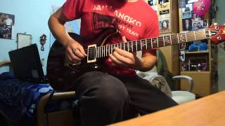 Top Gun Kenny Loggins - Danger Zone Guitar cover