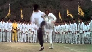 Брюс Ли против Жан Клода Ван Дамма   Bruce Lee vs Jean Claude Van Damme