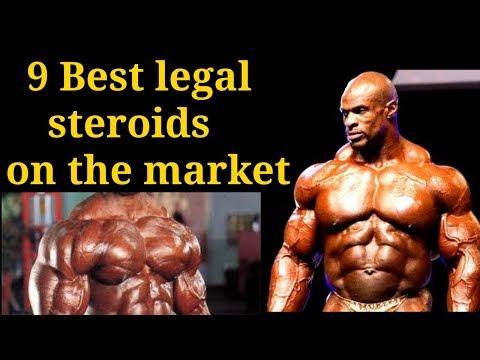 Legal Steroid Bodybuilding