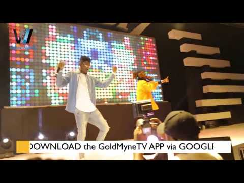YUNG6IX AT USHBEBE'S YA DADI 7 (Nigerian Entertainment)
