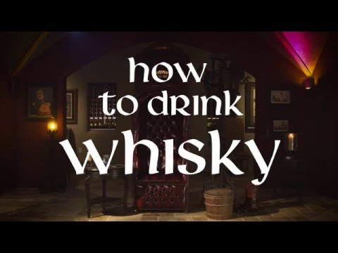 How To Drink Whisky with Daniel Whittington