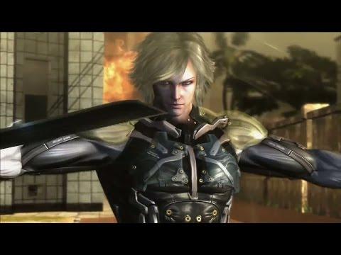 Metal Gear Rising: Revengeance pt1 (File R-00: Guard Duty)