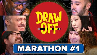 Draw Off Marathon #1