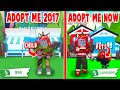 I Time Traveled To Check Out Adopt Me THEN Vs Adopt Me Now! (Roblox)