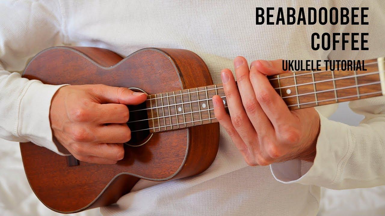 Beabadoobee - Coffee EASY Ukulele Tutorial With Chords ...