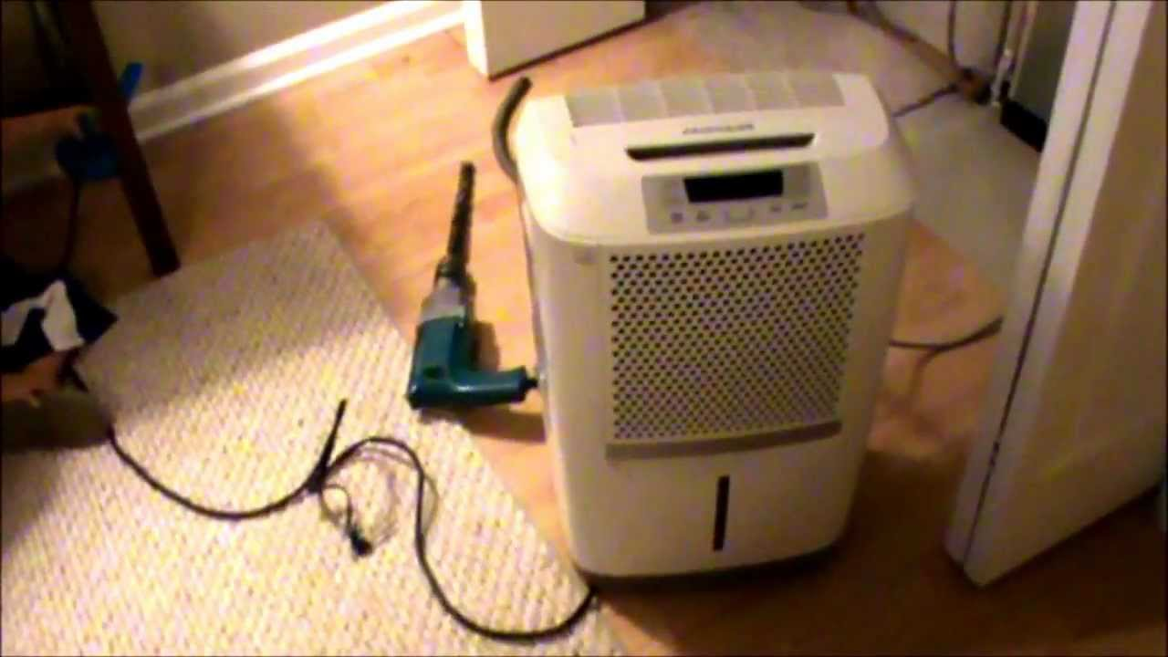 What You Need To Know About Cleaning Your Dehumidifier