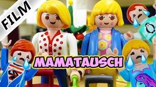 Playmobil Film Deutsch MAMATAUSCH BEI FAMILIE VOGEL! CLAUDIA MÖCHTE NICHT MEHR!Neue Frau für Martin?