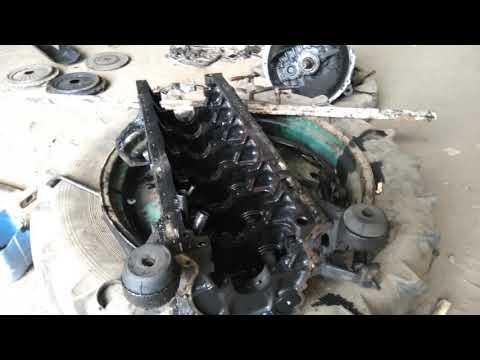Ремонт двигателя газ 4301