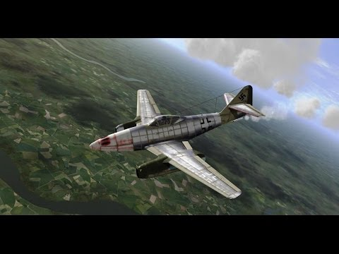 IL2 Me-262C1-3 Heimatschützers |