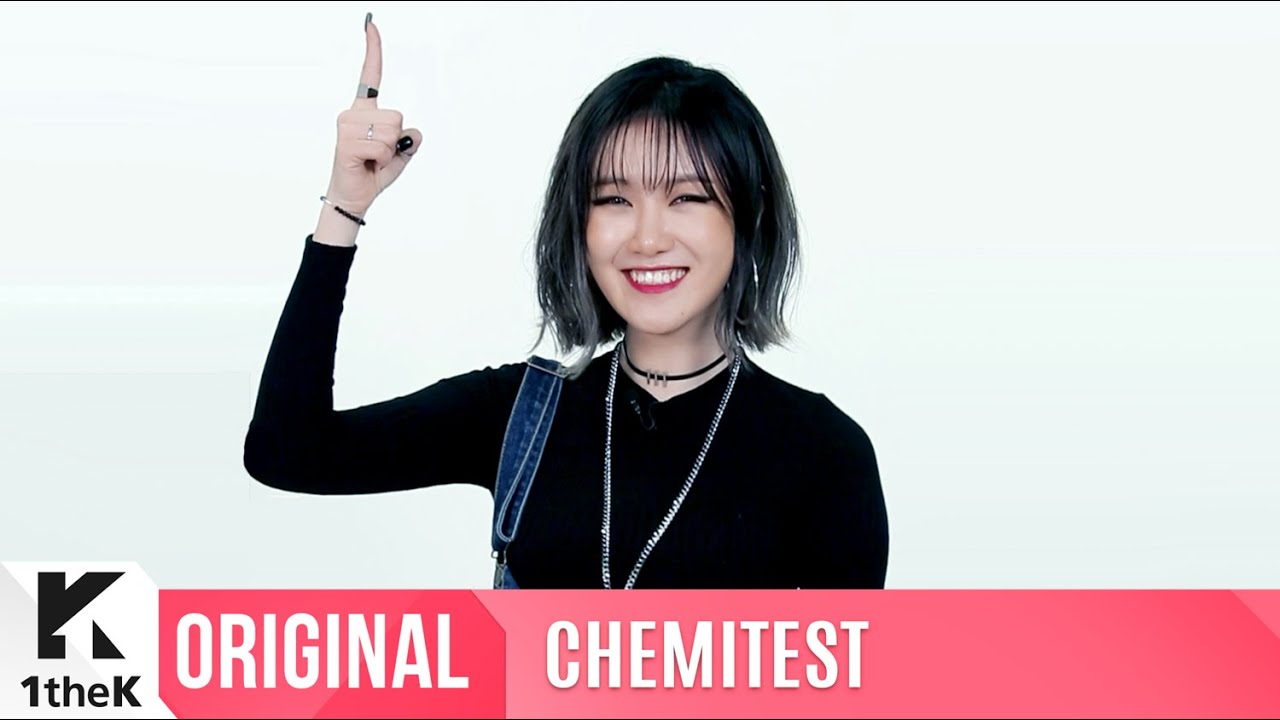 CHEMITEST(케미테스트): YEZI(예지) _ Cider(사이다) [SUB] #1