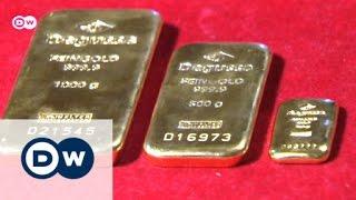 الذهب ملاذ آمن للاستثمار | صنع في ألمانيا