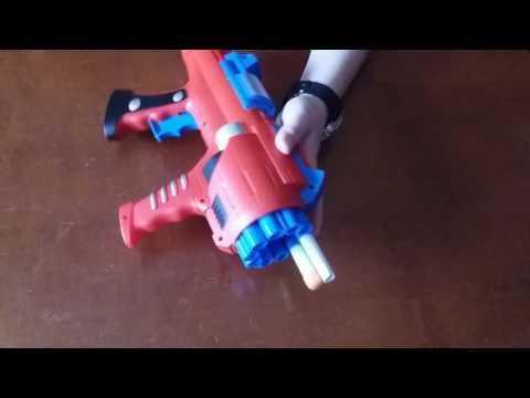 How to make DIY Nerf Darts!!!!