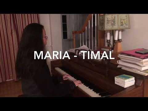 Maria - Timal Piano Cover