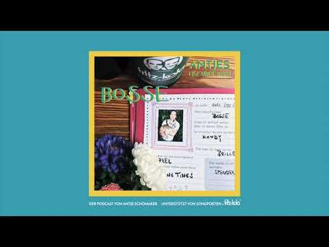 BOSSE    ANTJES FREUNDEBUCH   Folge 4