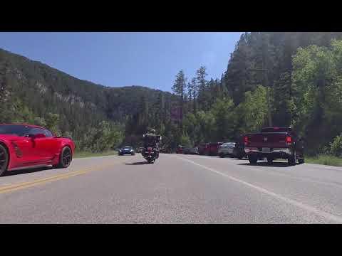 Ride Through Spearfish Canyon