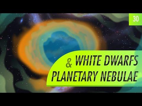 White Dwarfs & Planetary Nebulae: Crash Course Astronomy #30