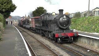 West Somerset Railway - Freight Trains