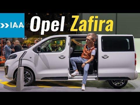Новый Opel Zafira Life. Подмена понятий