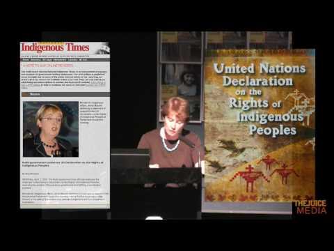 Amnesty International: Demand Dignity for Indigenous Australia - Claire Mallinson