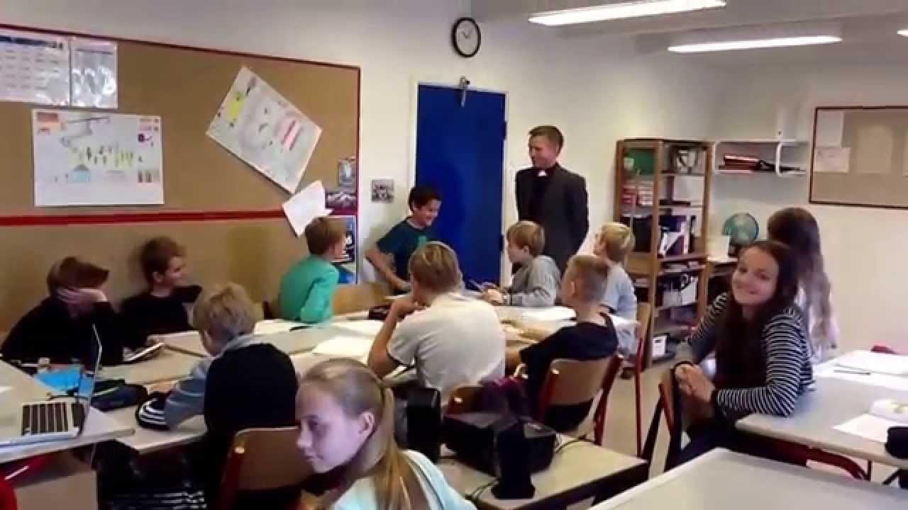 Skolen i gamle dage