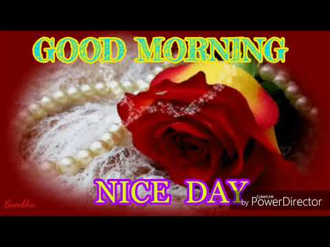 Santali Whatsapp Good Morning HD Video
