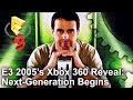 DF Retro Extra: Revisiting Xbox 360's E3 2005 Reveal!