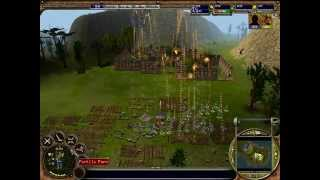 Warrior Kings Battles Gameplay