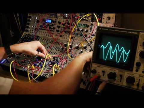 Transistor Sounds Labs Stepper Acid Eurorack Sequencer Demo