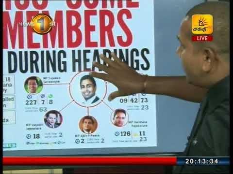 News 1st: Prime Time Tamil News - 8 PM | (17-11-2017)