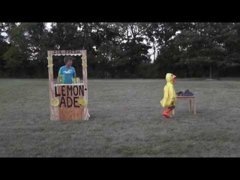 The Duck Song - Live Action! 2012