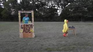 The Duck Song - Live Action! Filmed In 2012, Posted In 2016