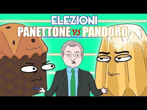 ELEZIONI Panettone VS Pandoro