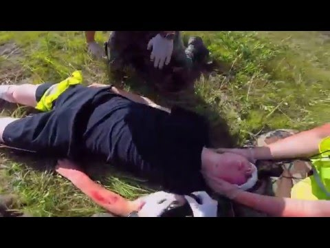 Michigan Wing SAR Academy Medic Course Promotional Video