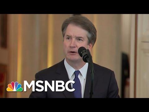 What Brett Kavanaugh Brings To The Table | Morning Joe | MSNBC