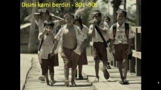 Masa Kecil Indah tahun 80 90