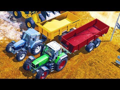 TRAVAUX PUBLICS | FARMING SIMULATOR 17 (La Carrière)
