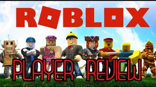REVIEW: Roblox (Online Game)