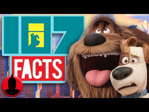 Thumbnail: 107 The Secret Life of Pets Facts - (ToonedUp #163) | ChannelFrederator