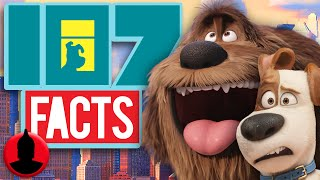 107 The Secret Life of Pets Facts - (ToonedUp #163) | ChannelFrederator