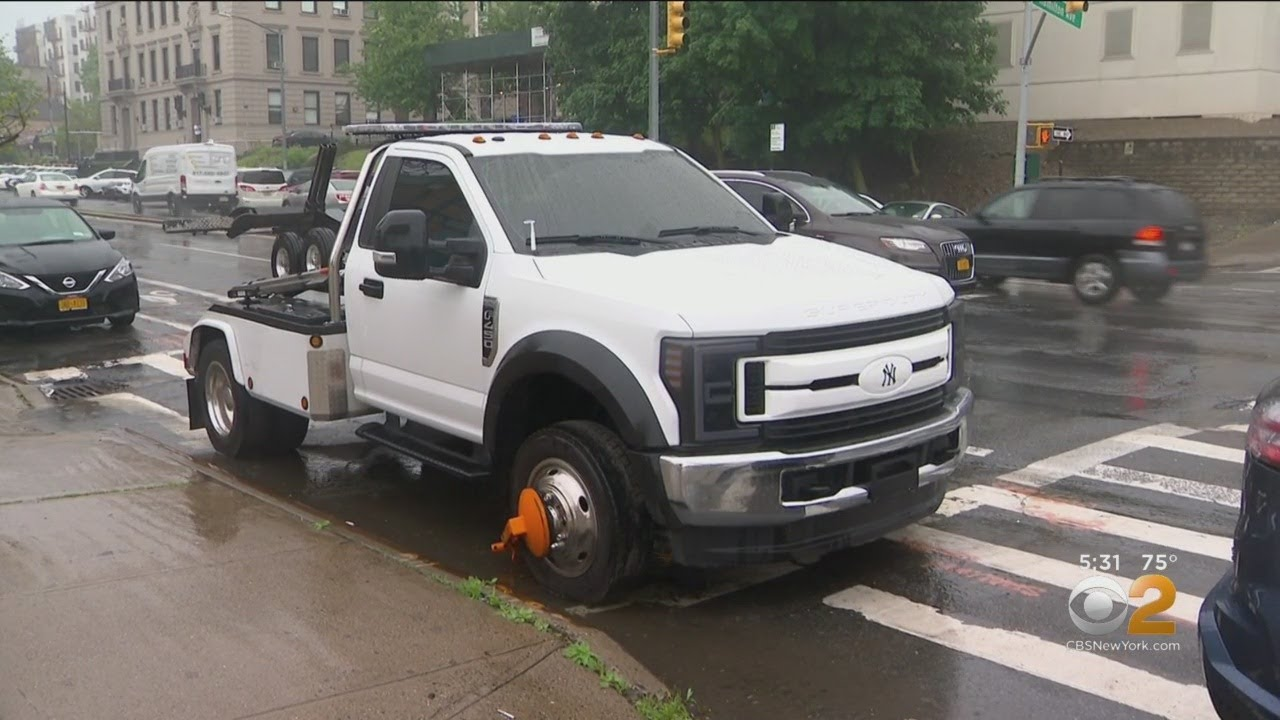 Tow Truck Driver Arrested For Trying To Repossess NYPD DecteKkktive's Car