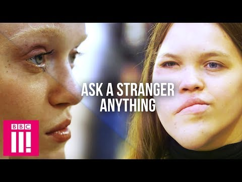 Ask A Stranger Anything: 5 Minutes Eye To Eye