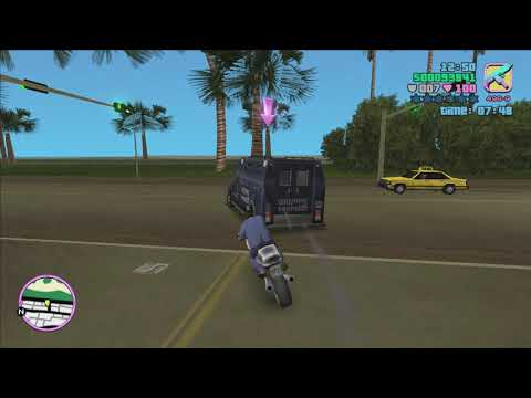Grand Theft Auto: Vice City - All Payphone Assassination Missions (Gameplay/Walkthrough)  