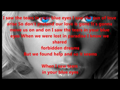 E-Rotic - Tears in your blue eyes / with LYRICS