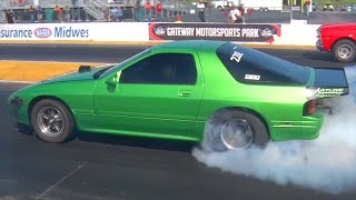 Drag Week 2015 - Day 1 Action!