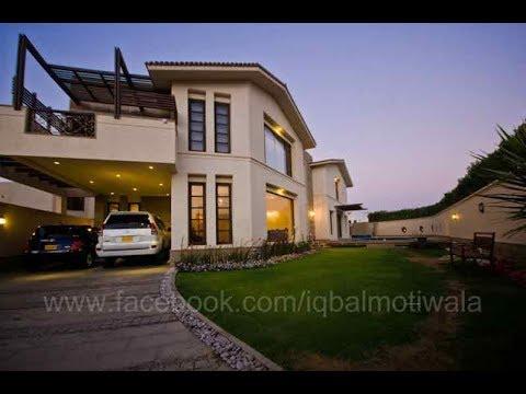 Beautiful House in Karachi