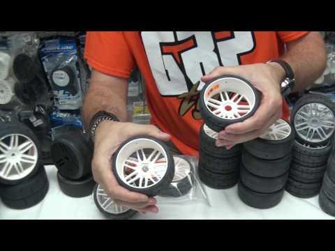 GRP Tires explained by Hobby Heroes aka Bruckner Hobbies