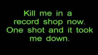 Boys like Girls: Kill Me In A Record Shop -LYRICS- (w/ download link)