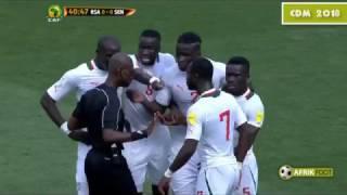 Sénégal : Le penalty surréaliste concédé face à l