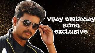 City cinema thalapathy donuma naanga ellarume fanuma! on the eve of vijay birthday, his fans are dedicating a special song for and it is cit...