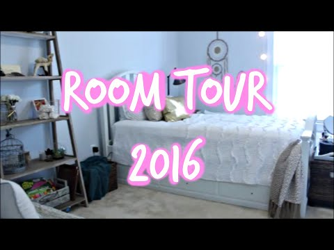 Room Tour 2016!! Boho, Vintage, and Tumblr Inspired!!